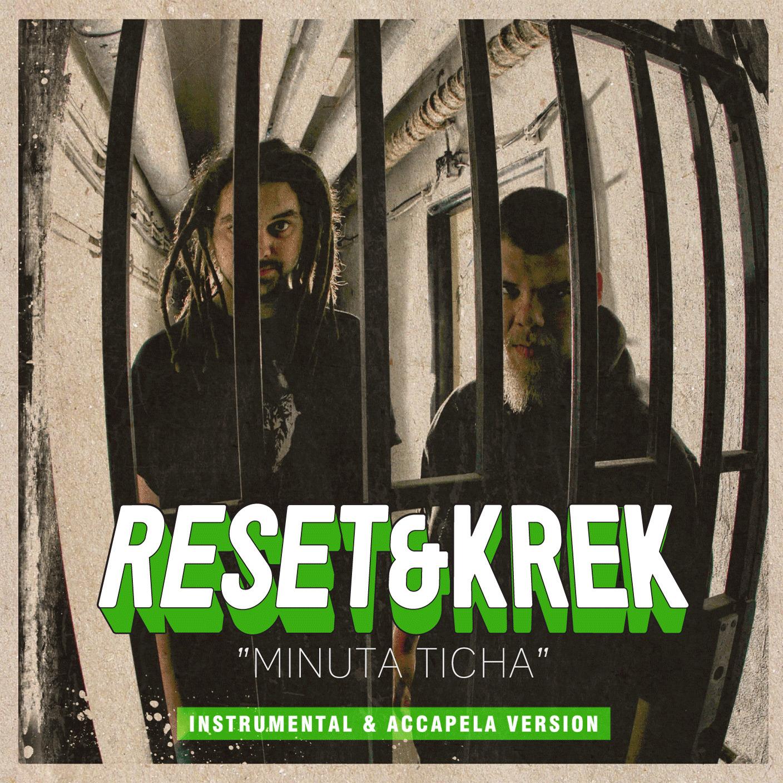 Reset & Krek – Minuta ticha (instrumental & accapela version)