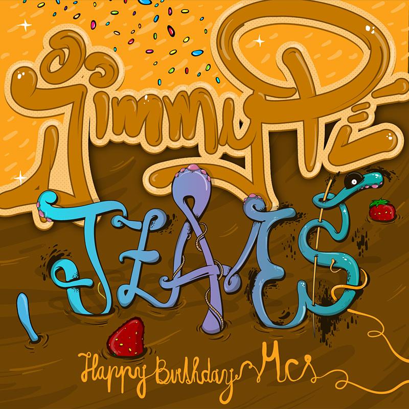 Jimmy Pé – TZAES (Happy Birthday Mcs)