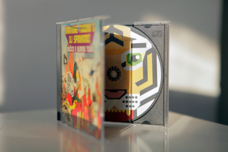 kacica s hlavou tigra cd