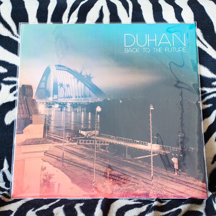 duhan cover vinyl