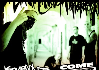 Komander – Come Underground