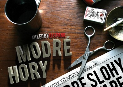 MODRÉ HORY – Dobré slohy mixtape